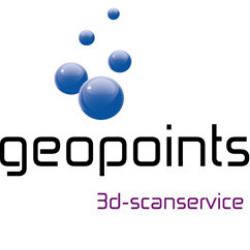 Geopoints - meetdienstverlener PolyWorks