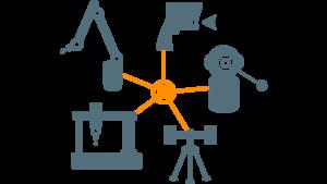 Communiceren met alle 3D-meetapparatuur dankzij een universele digitalisering-hub